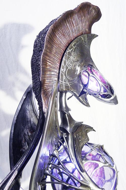 "Sculpture Patrice ""Pit"" Hubert KM72"