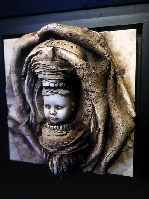 Yoann Penard cadre sculpture