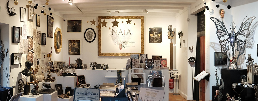 naia museum boutique