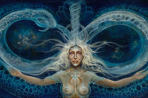 "Martina Hoffmann ""Be hold infinity"""