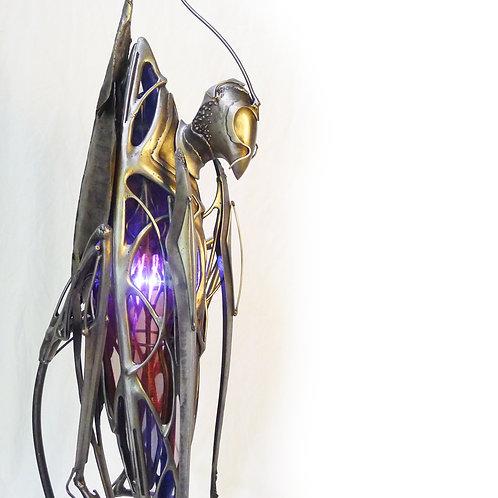 "Sculpture Patrice ""Pit"" Hubert KM73"