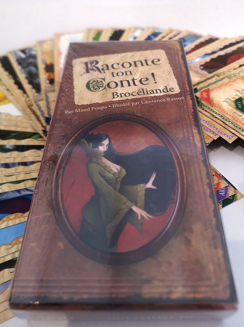 "Raconte ton Conte ""Brocéliande"""