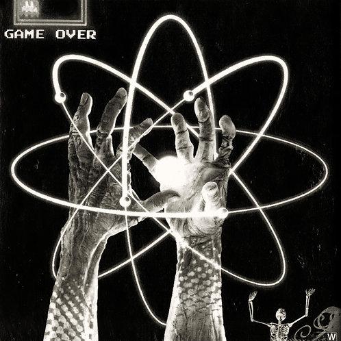 Atomic game Over - Willy Bihoreau
