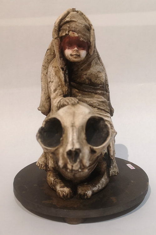 Yoann Penard sculpture bibi