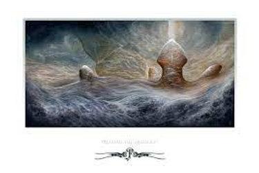 """Pascal Ferry """"Beyond the moment"""" Tirage numérique"""