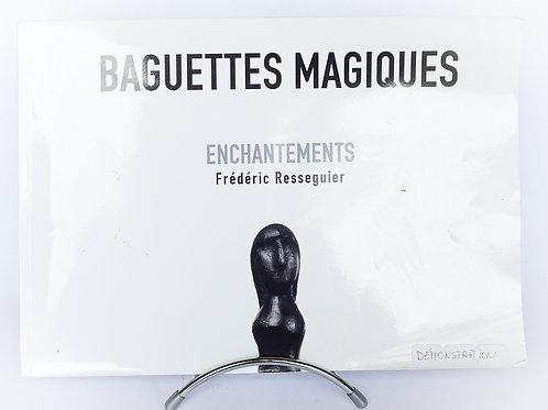 """Frédéric Resseguier """"Baguettes magiques""""catalogue"""