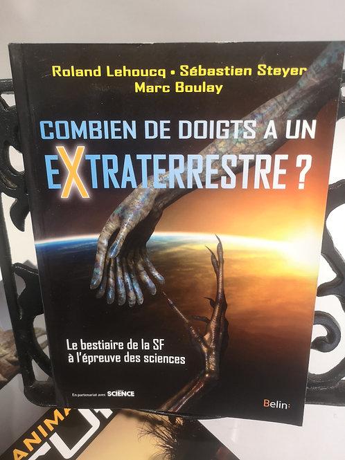 Combien de doigt a un extraterrestre