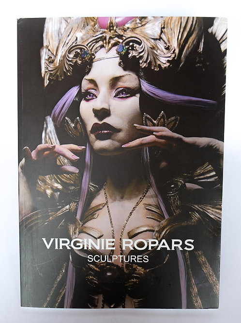 Virginie Ropars sculpture, catalogue