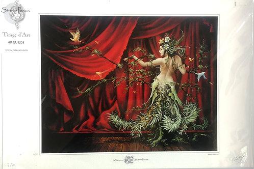 """Séverine Pineaux La danseuse"""""""