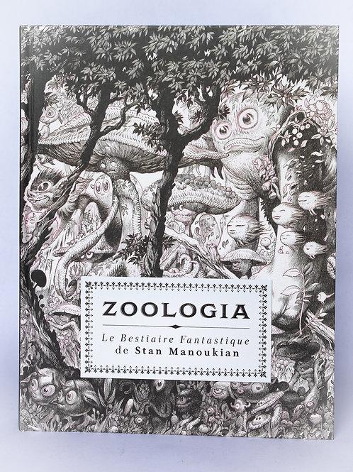 """Stan Manoukian """"Zoologia"""" le bestiaire fantastique"""