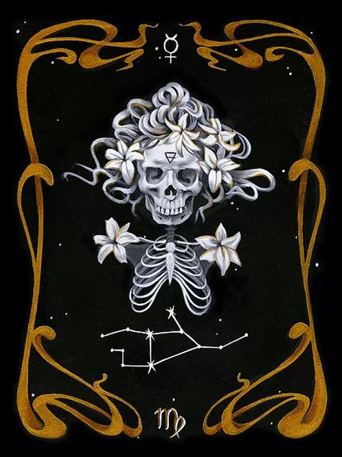 Delphyne V. : Zodiaque - 12 cartes