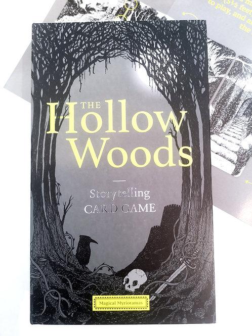 """Jeu d'histoire """"The Hollow Woods"""""""