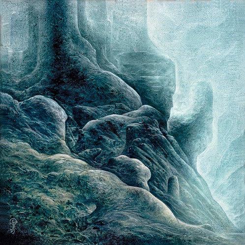 """Pascal Ferry """"Méditation"""" Tirage numérique"""