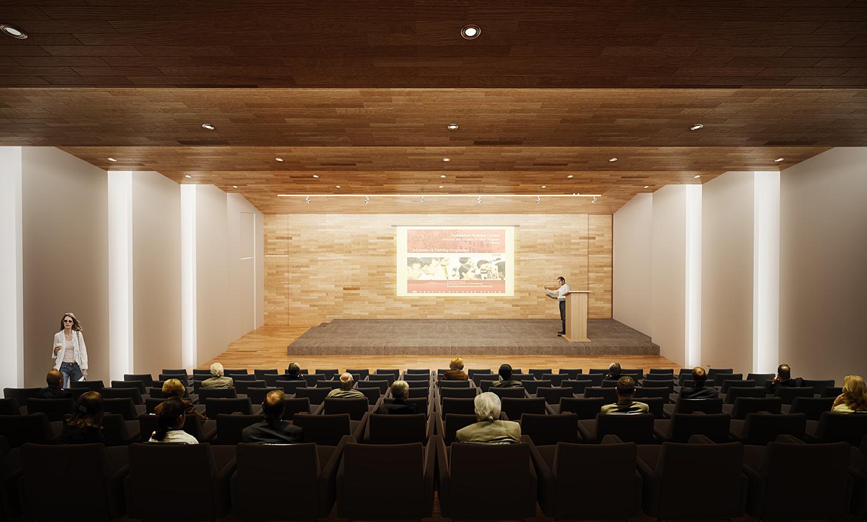 Auditorio Oftanmólogos