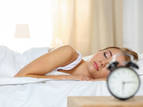 7 Top Tips for Getting a Good Night's Sleep, – so you can have more energy every day!
