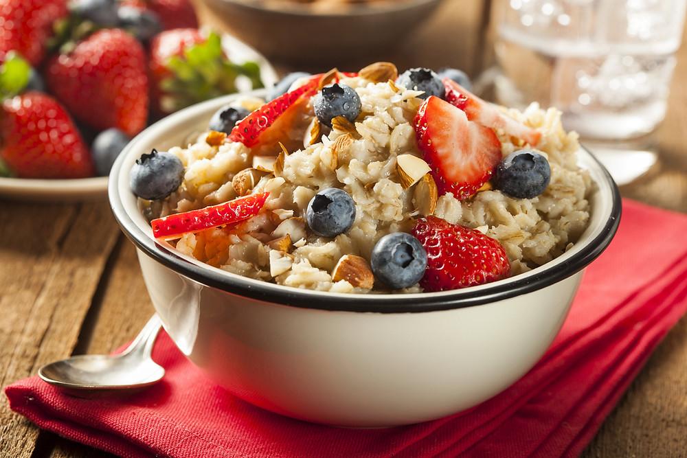 Healthy Homemade Oatmeal With Berries.jpg