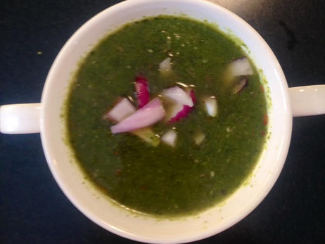 The Ultimate Bee Fit Detox Soup!