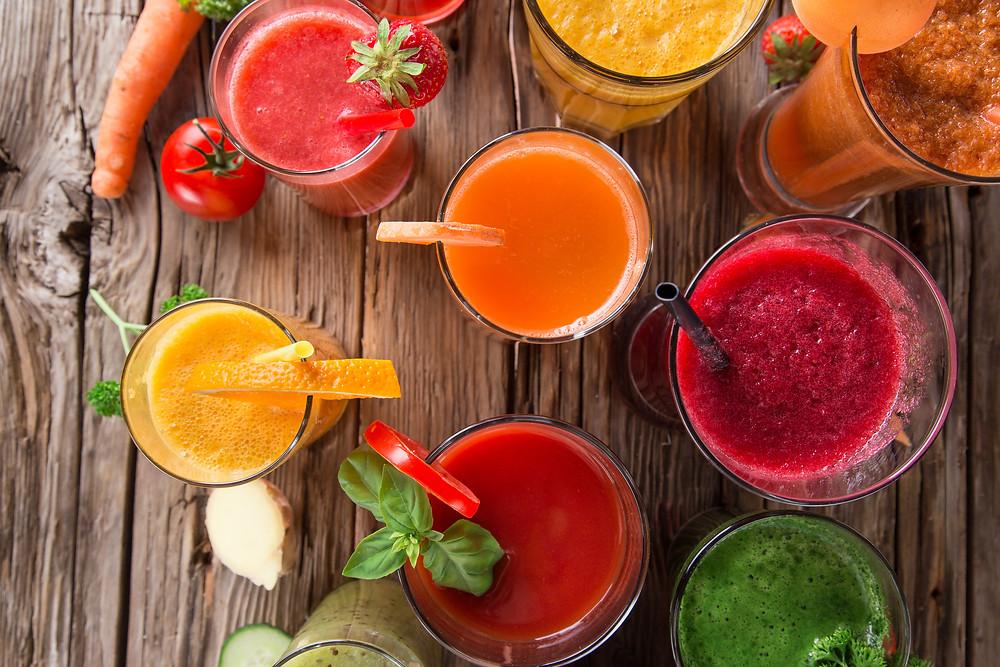 Fresh fruit juice, healthy drinks..jpg