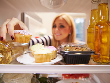 Quit the Night time Snacking!