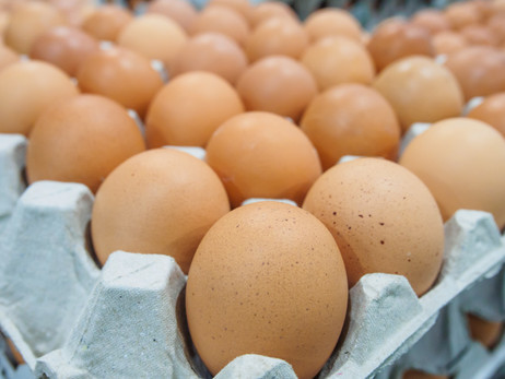 Are eggs really out of eggs-ile?