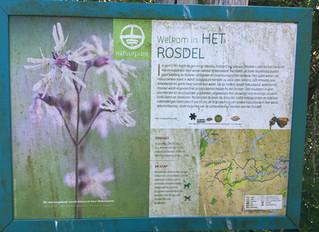 Van Meldert naar Hoegaarden langs natuurgebied het Rosdel. Prachtig !
