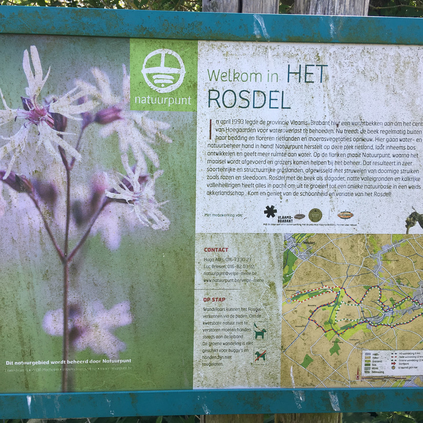 Uitleg het Rosdel