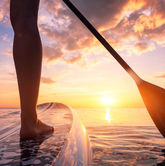 Paddleboard on Lake Norman.jpeg