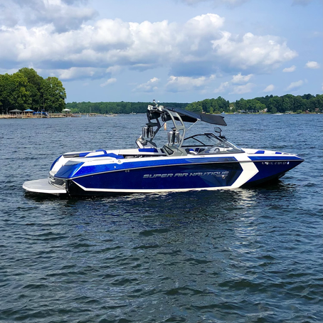Nauti or Nice | G25 Super Air Nautique