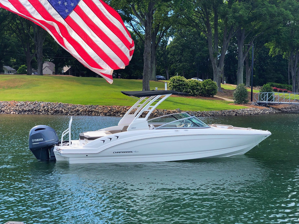 Lake Norman Boat Rental