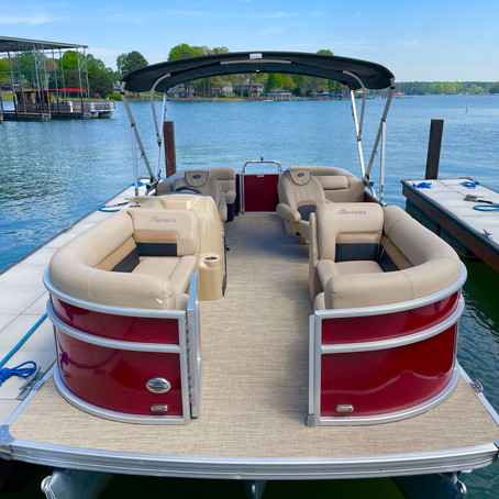 Dock it Like its Hawt | Barletta Tritoon