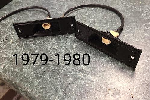 1979-1980 RX7 Side Marker Sockets (pair)