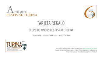 Regala Cultura - Tarjeta Regalo