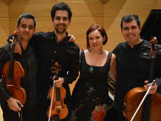 Reflection and agitation. Mozart & Dvorak. ¡¡Felices!! HAPPY MUSICIANS!!
