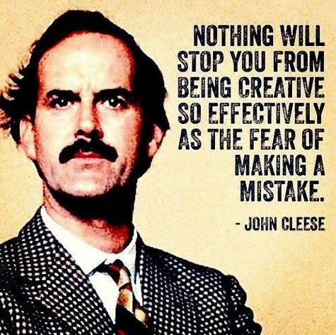 Fear - John Cleese