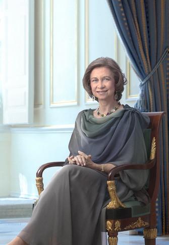 Su Majestad la Reina Doña Sofía, Presidenta de Honor de la VI Edición del Festival Turina