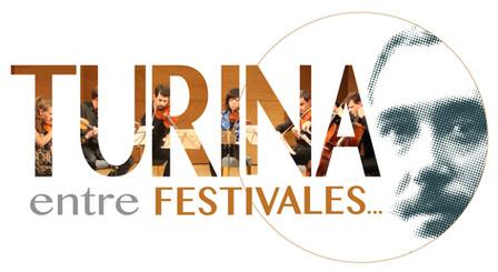 Logo TURINA entre FESTIVALES