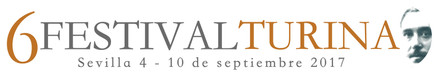 Logo horisontal 6º Festival Turina
