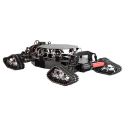 4 x 4 All-Wheel Drive Gimbal Car