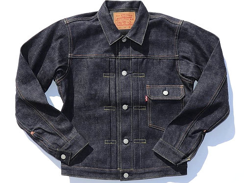 【EW565】COTTONFLANNEL LINING DENIM JACKET