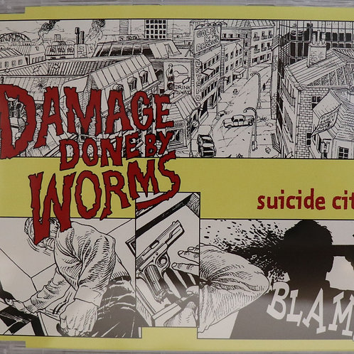 [DREP-004CD] DAMAGE DONE BY WORMS [suicide city]
