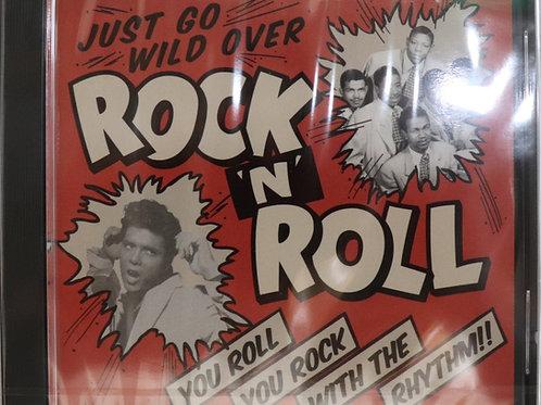 [RRRR-01] JUST GO WILD OVER ROCK&ROLL Vol.1