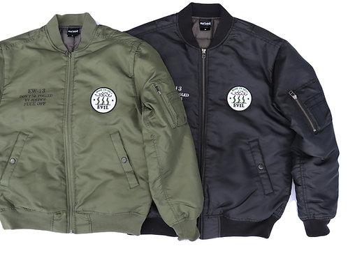 MA-1 type jacket