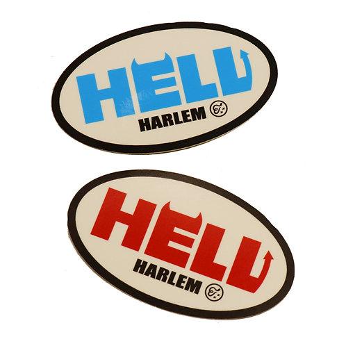【HELL】Sticker Set