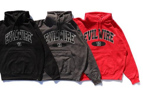 【E.W. College】 hoodie
