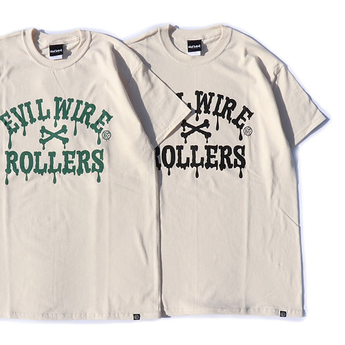 """【ROLLERS DRIPIN'】""""LOOSE"""" S/S Tee (OFFWHITE)"""