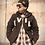Thumbnail: 【EVIL】felt zipup hoodie