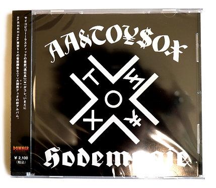 [DRCD010] AA&TOYSOX [Hodemagie]