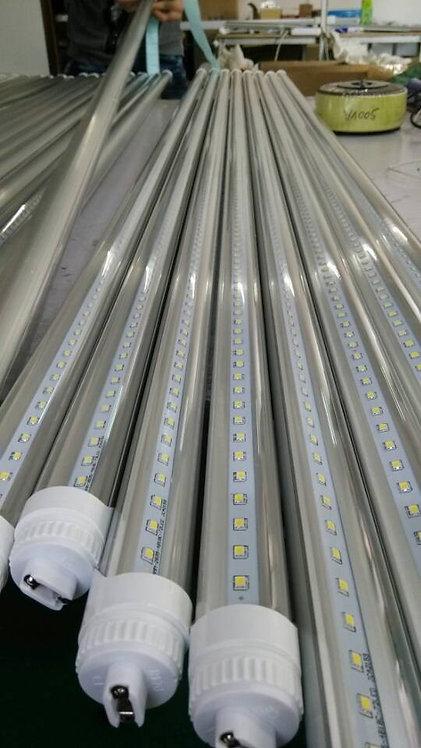 8ft led T8 tube single pin, replaces HO lamps