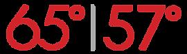 65° and 57° Magzine logos