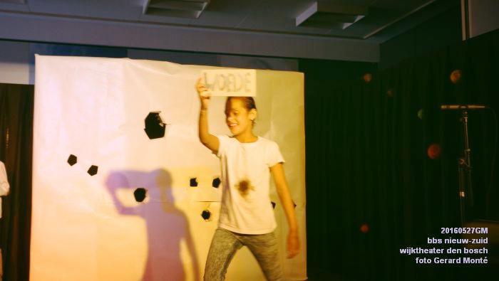 ZONDE! Theatervoorstelling